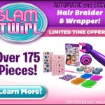 Glam Twirl™ – The Best Hair Tool for Girls!
